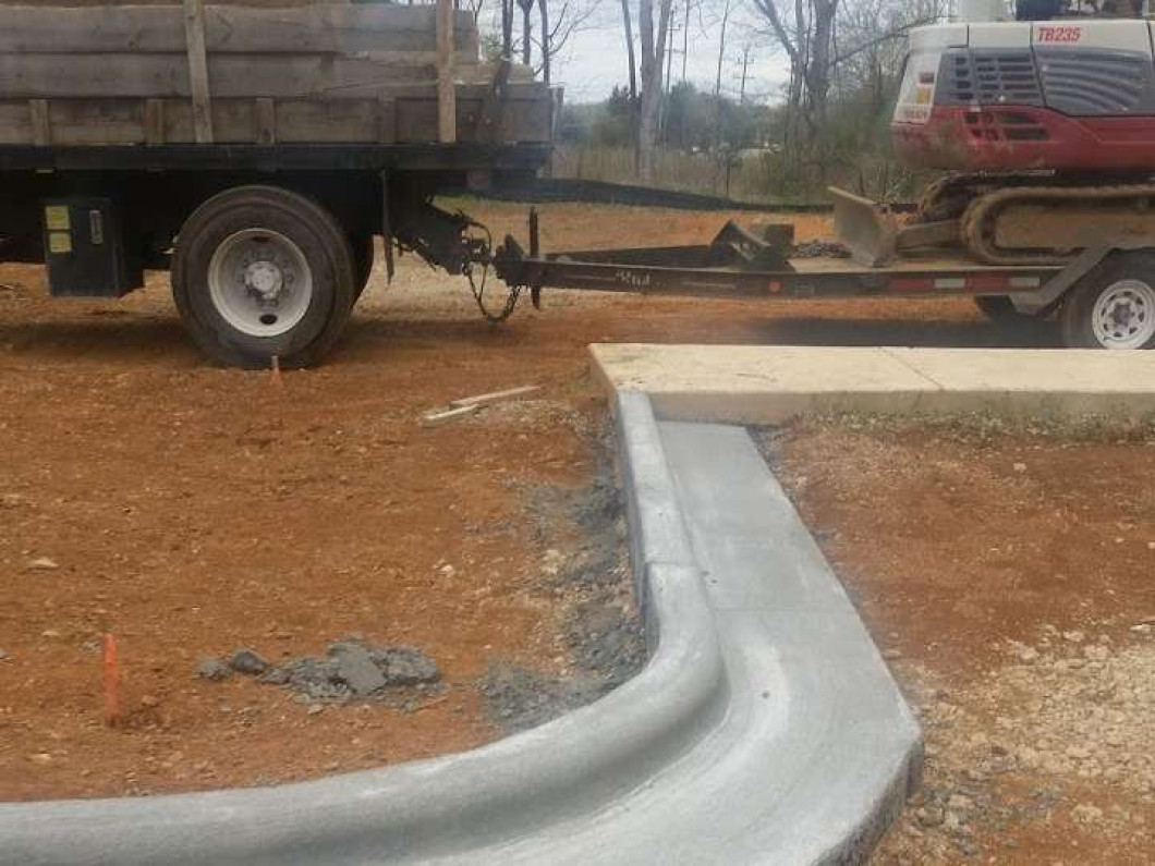 When It Comes to Concrete, We Do It All